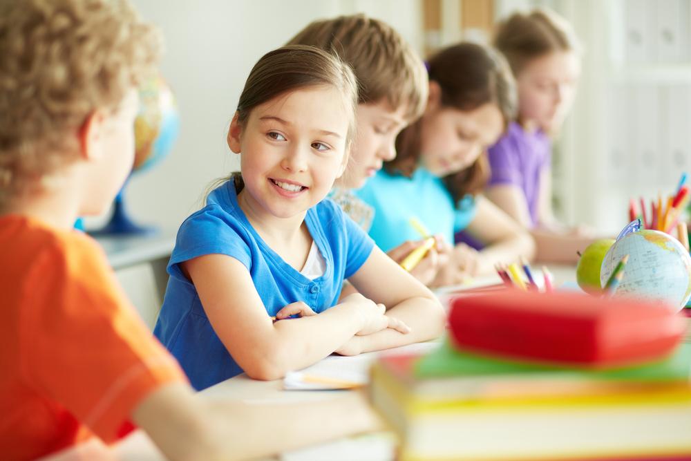 enfant école bien-être