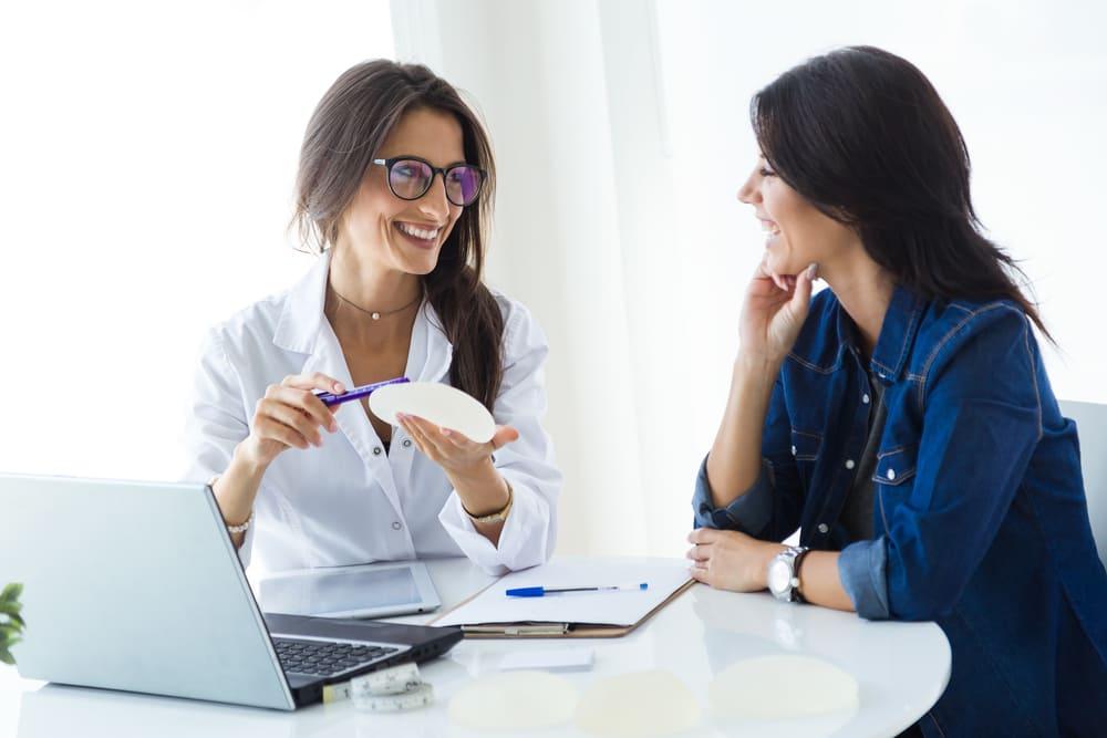 discussion avant augmentation mammaire