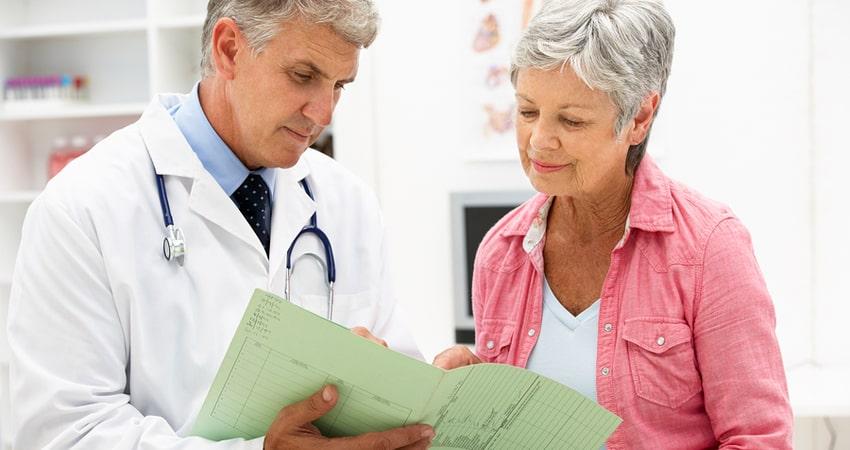 symptome et traitement menopause