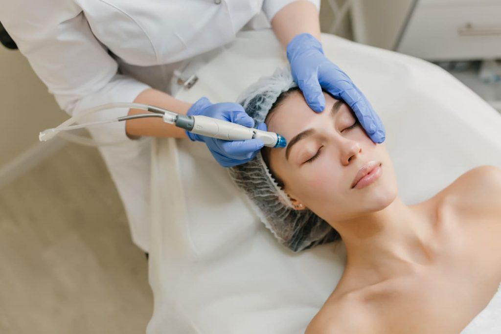 médecine esthétique rajeunissement peau