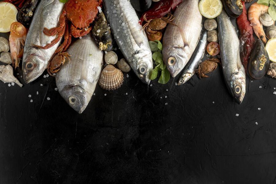 alimentation a base de poissons