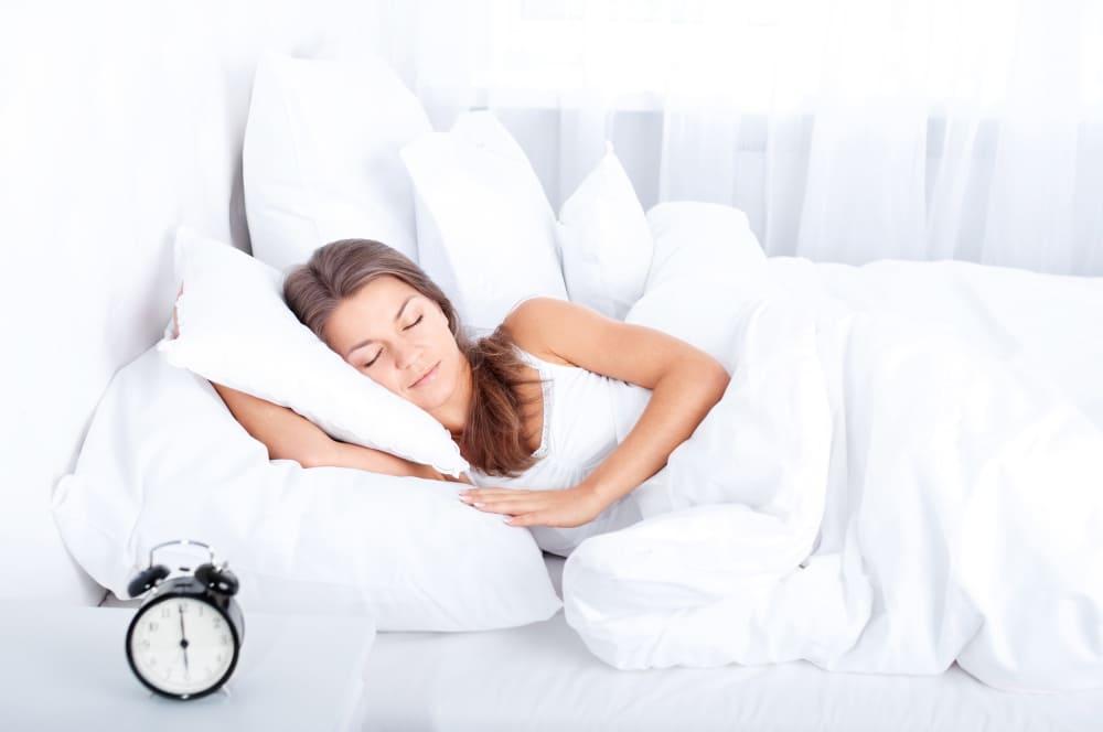 mieux dormir au lit
